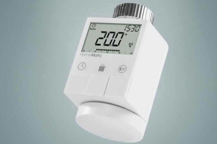 HomeMatic Funk Heizkörper Thermostat