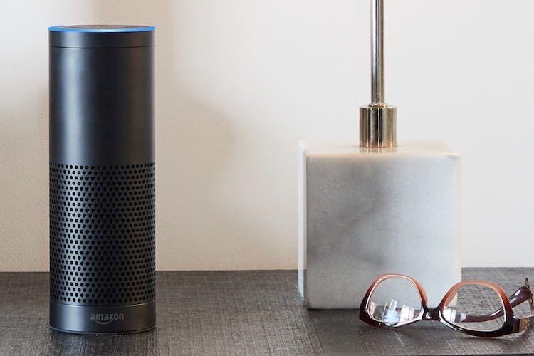 Amazon Echo-Geräte lassen sich einfach mit einem Bluetooth-Lautsprecher verbinden