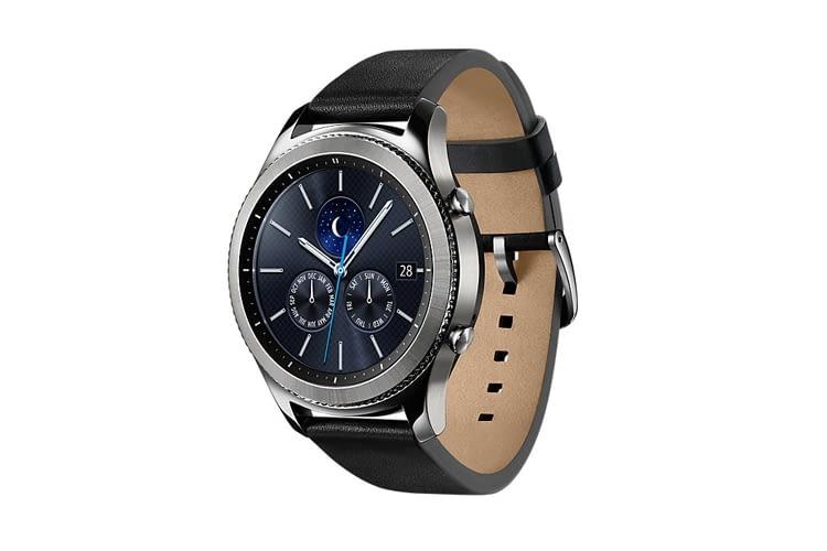 Ausdauernder Akku und smarte Funktionen: Samsungs Gear S3 classic im Test-Überblick