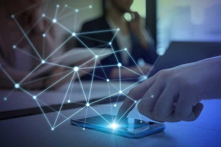 Der Funkstandard Bluetooth zeichnet sich durch die einfache Verbindung von kompatiblen Geräten aus