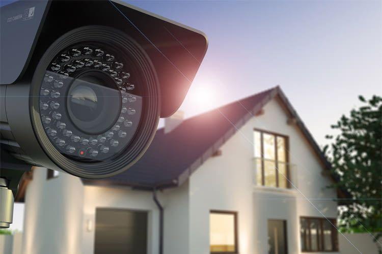 Wir erklären, welche Außenkameras Smart Home tauglich sind