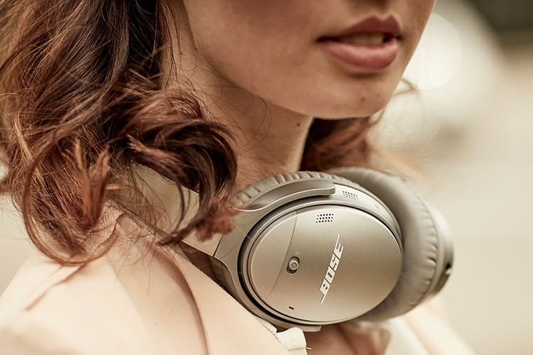 Bose QuietComfort 35 II - schlichte Eleganz gepaart mit High-End-Technik