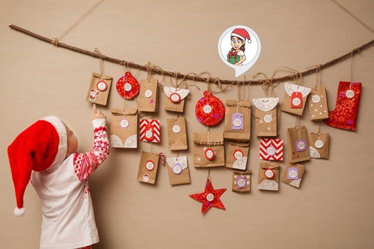 Der Adventskalender Hallo Advent-Skill ist vielseitig - und gratis!