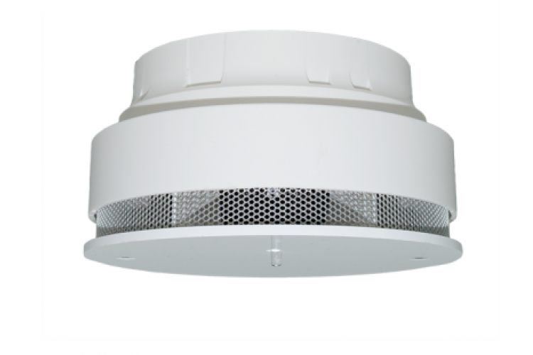 Abbildung des Loxone Rauchmelder Air - Smoke Detector