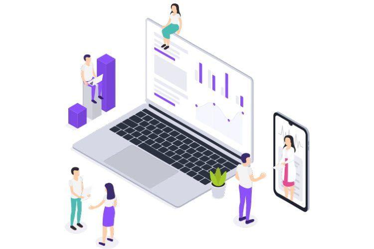 Die Online-Plattform dubidoc dient als Verwaltungsmanagementsystem für Praxen