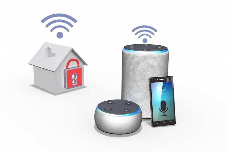 Die Alexa Guard Funktion des Echos sichert Ihr zuhause