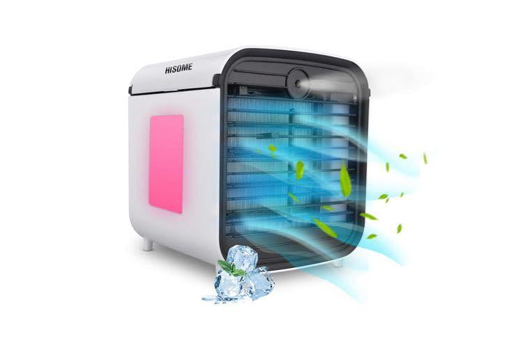 Statt klimaschädlichem Kühlmittel kommt bei diesem Gadget nur Wasser zum Einsatz