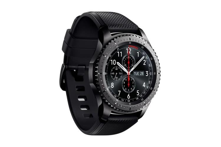 Die Business-Smartwatch Samsung Gear S3 frontier im Test-Überblick