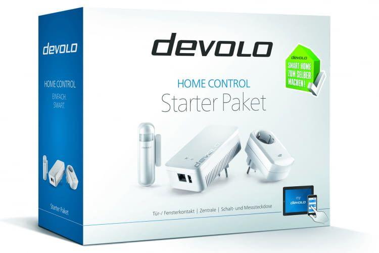 Devolo HomeControl Starter-Pack