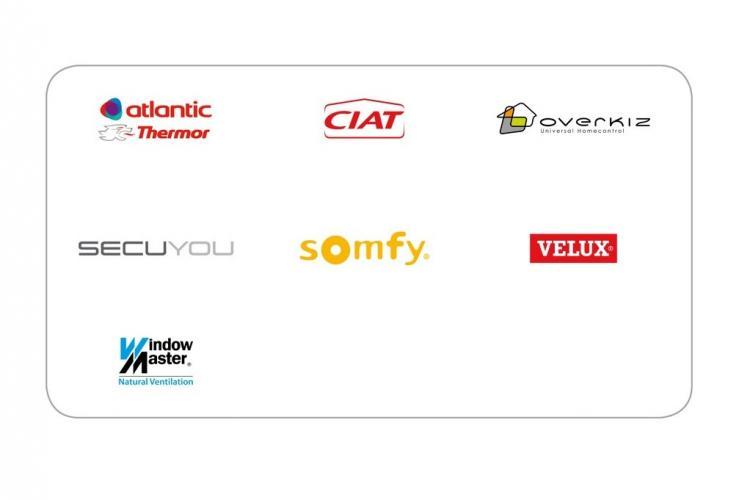 io-homecontrol Partner - diese Marken nutzen das Funksystem