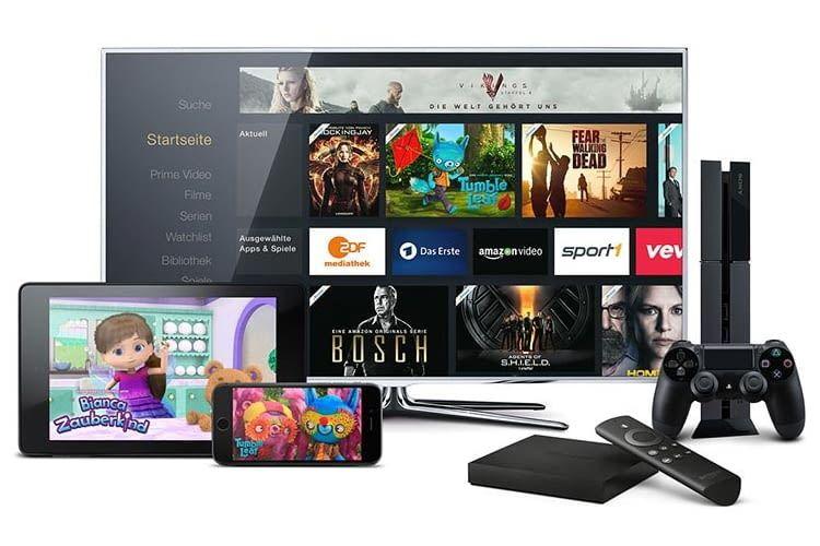 Sieger im Streaming-Anbieter-Vergleich: Amazon Prime Video mit dem umfassendsten Angebot