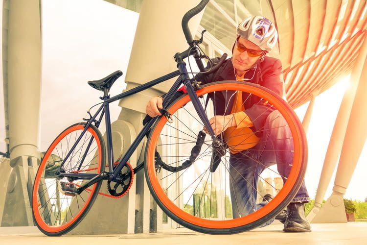 Mit den richtigen Tipps und Tricks wird auch Ihr Fahrrad diebstahlsicher