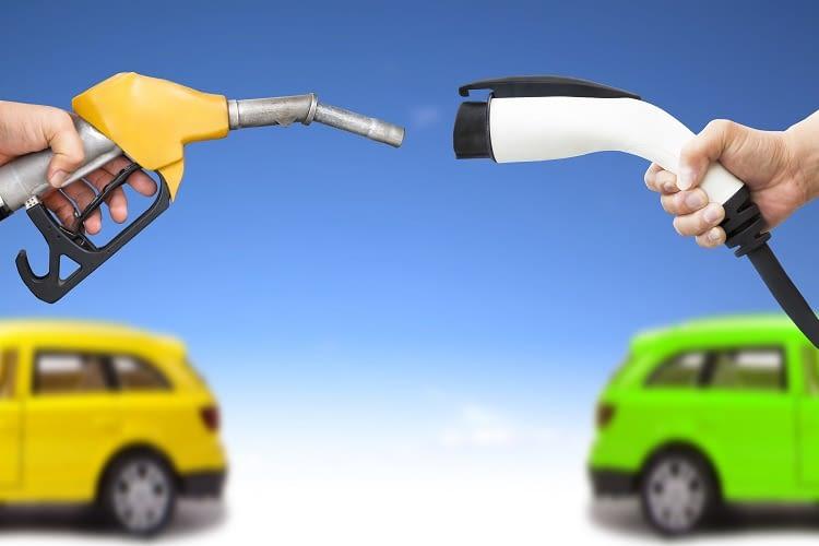 Elektroauto vs. Benziner - die Unterschiede im Vergleich