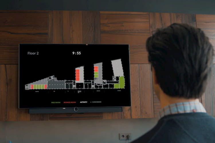 Mithilfe von Sensorberg lässt sich der Zugang zu Gebäuden digitalisieren