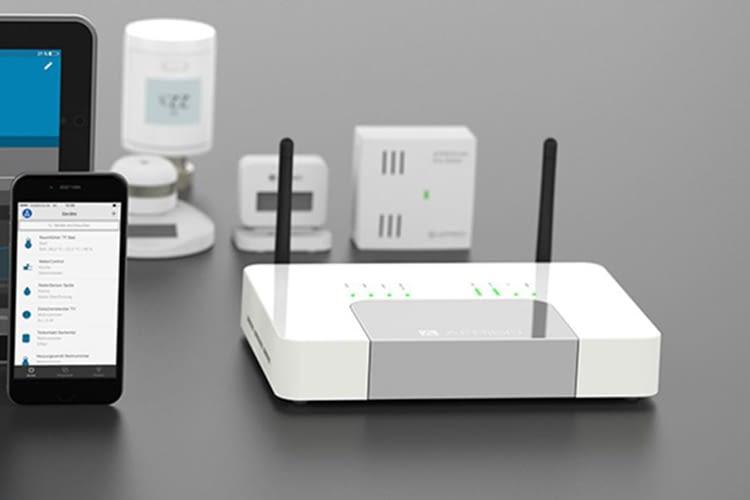 Das AFRISO Smart Home-System ist äußerst flexibel und anwendungsorientiert