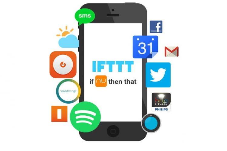 IFTTT Smart Button
