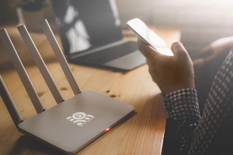 Ob ein WLAN-Router den Wi-Fi 6 Standard unterstützt, erkennen Nutzer am Logo