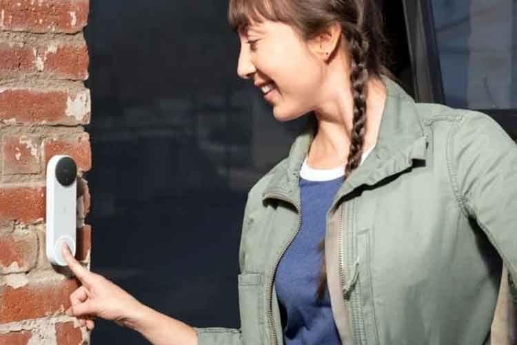 Nest Doorbell mit Akku ist die neuste Video-Türklingel-Generation von Google