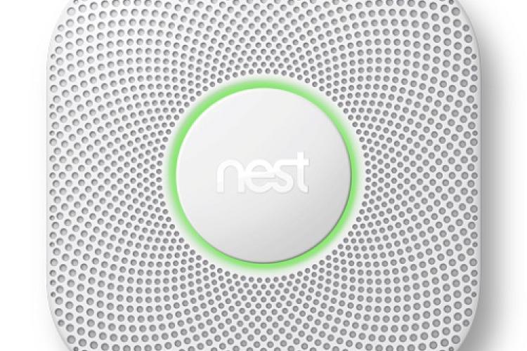 Der Rauchmelder von Nest @nest.com