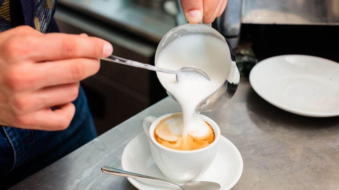 Räume Küche Smart Kaffee