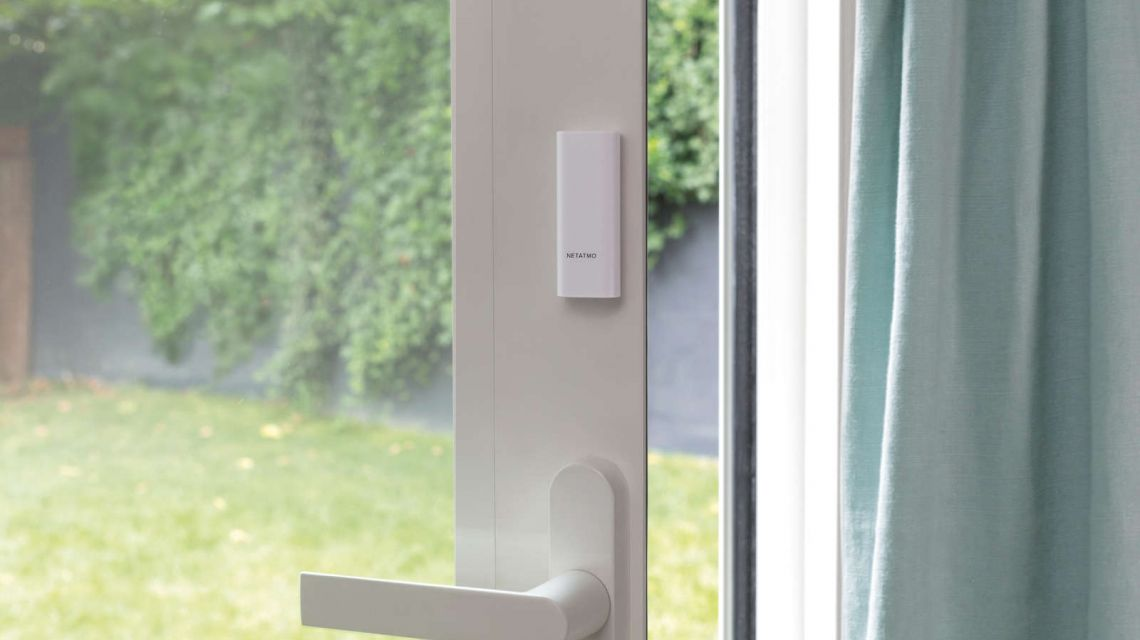Fenstersensor für Netatmo Presence