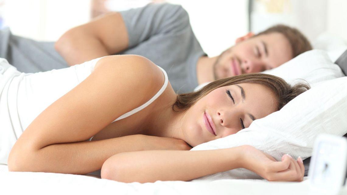 Gute Luft im Schlafzimmer