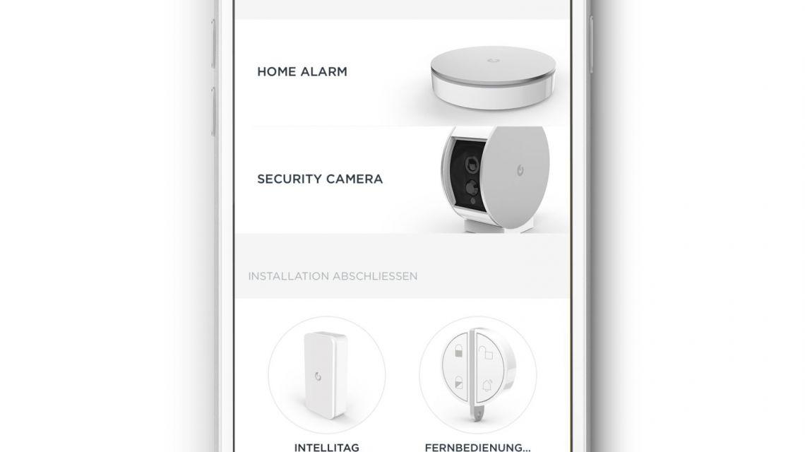 Ihr Zuhause in einer App