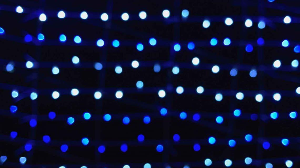 Netatmo Weather Station Temperatur Licht blau
