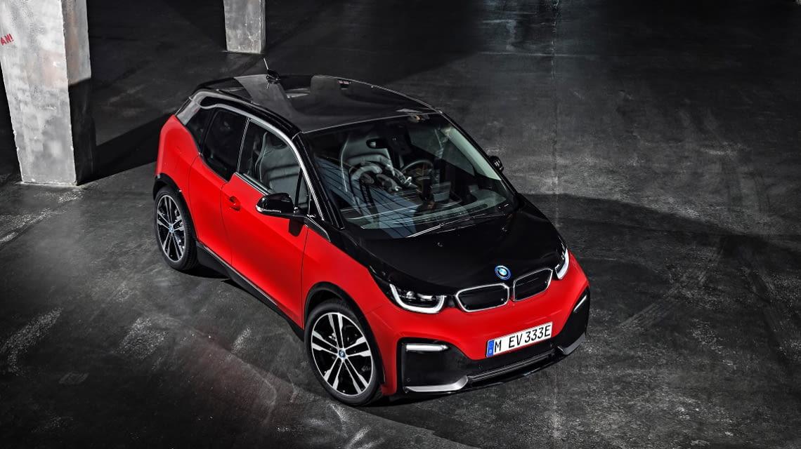 Statt wie der BMW i3 150 km/h bietet der BMW i3s eine Höchstgeschwindigkeit von 160 km/h