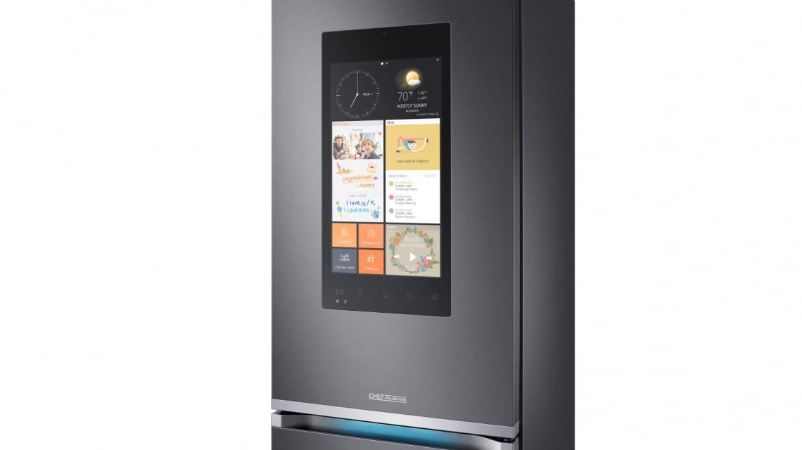 Ein smarter Kühlschrank für ein smartes Zuhause