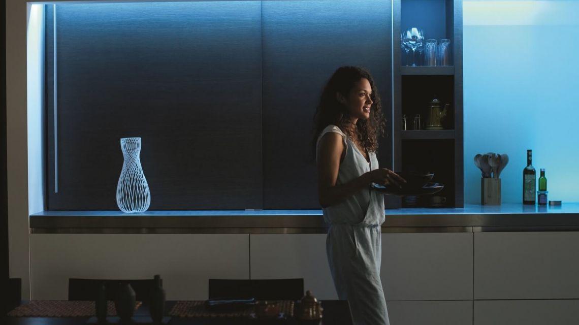 Philips Hue LightStrip Küchenbeleuchtung