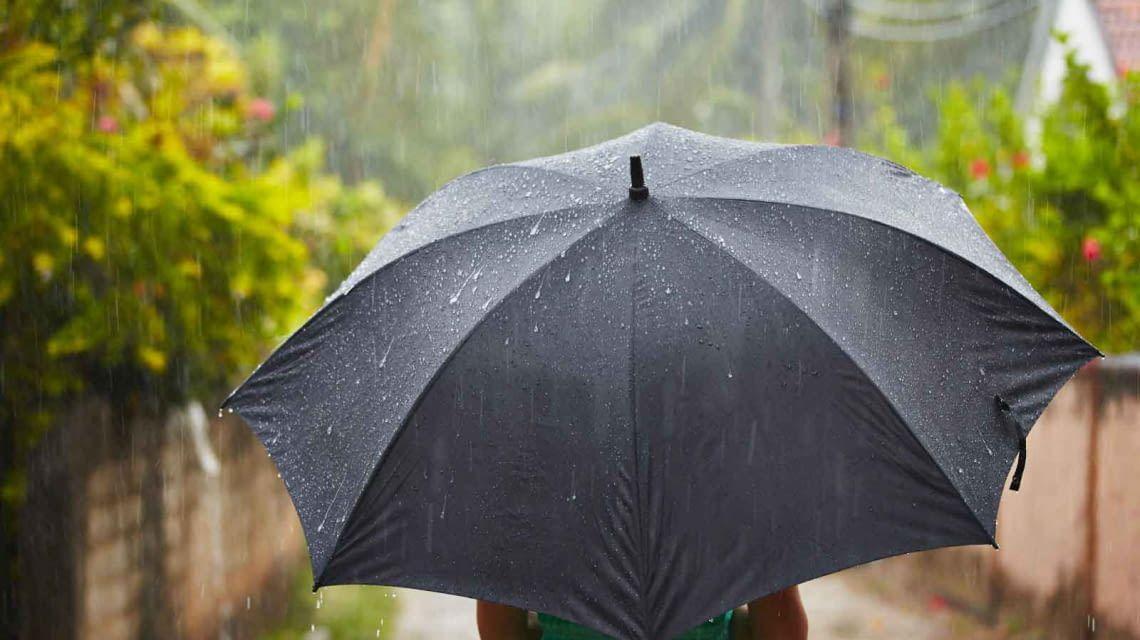 Netatmo Weather Station Regenbenachrichtigung