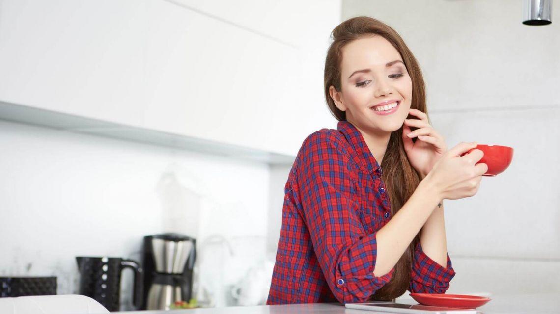 Räume Küche Smart Tee