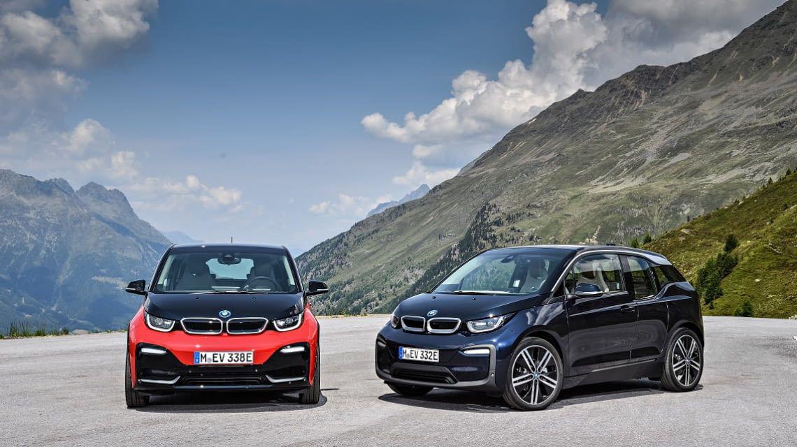 Der BMW i3s verspricht Freude am Fahren