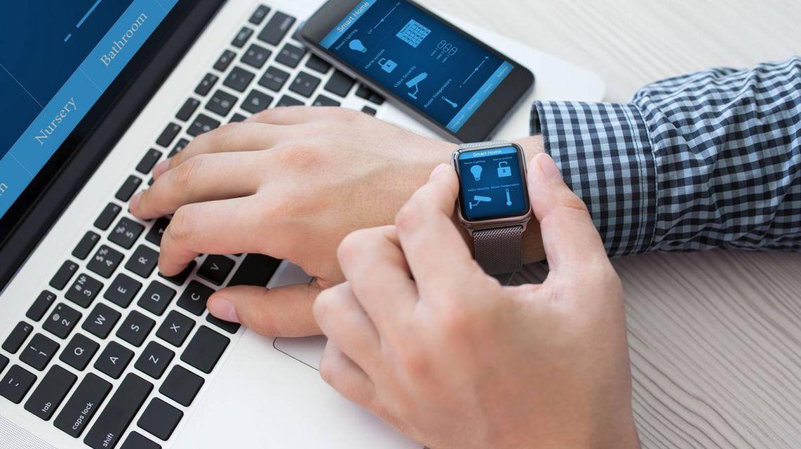 D-Link motion sensor schickt Benachrichtigung an Smartwatch