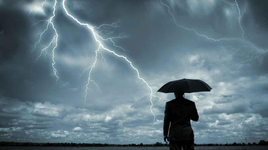 Netatmo Weather Station Sturmwarnung