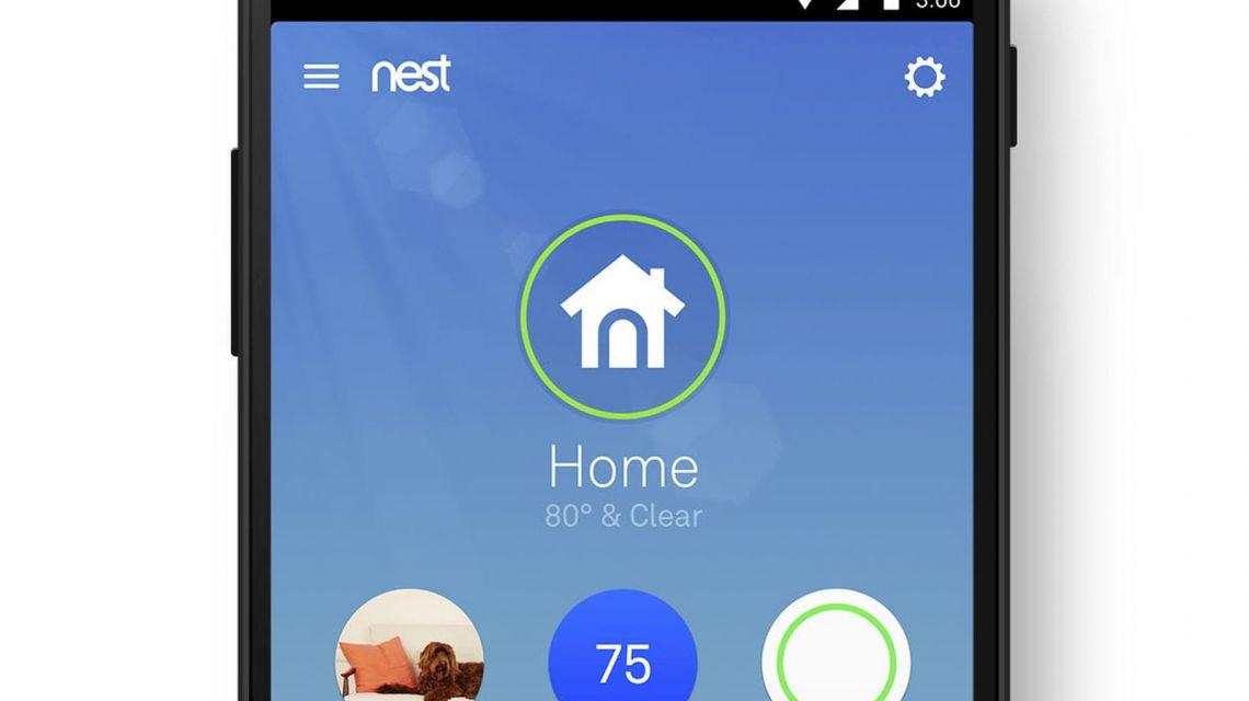 Nest Cam App Übersicht