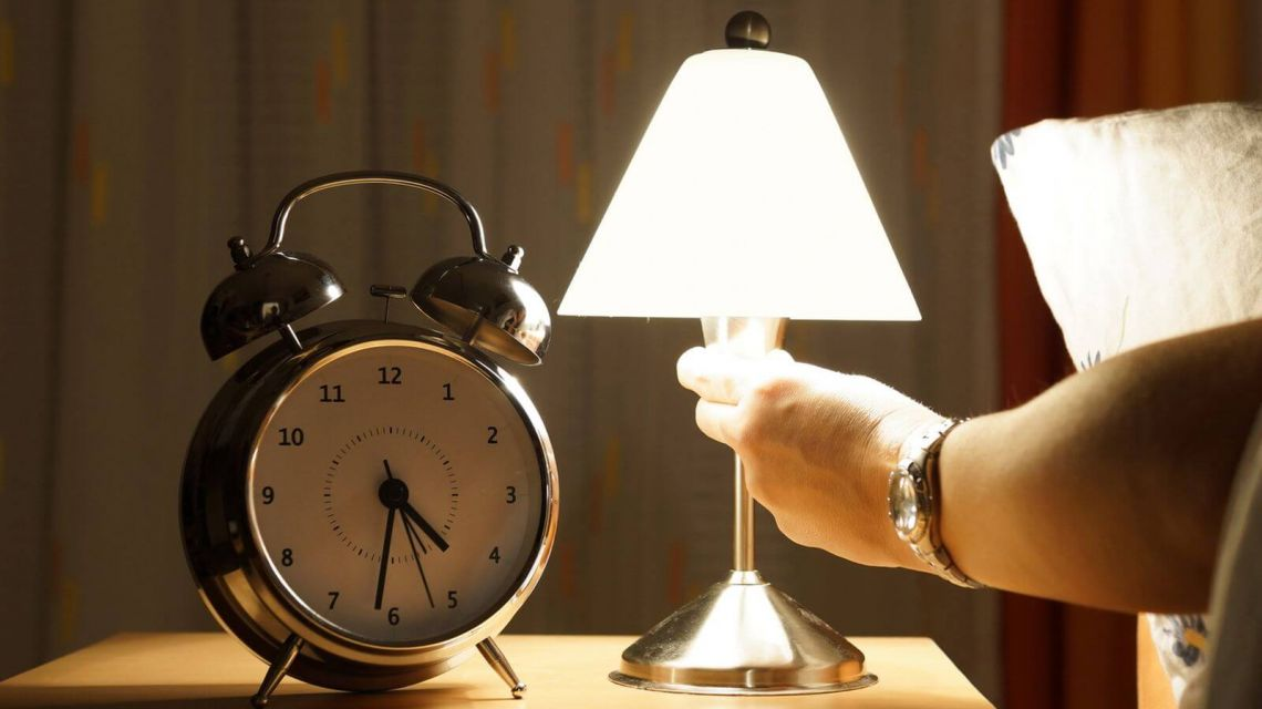 Räume Schlafzimmer Licht Abruf