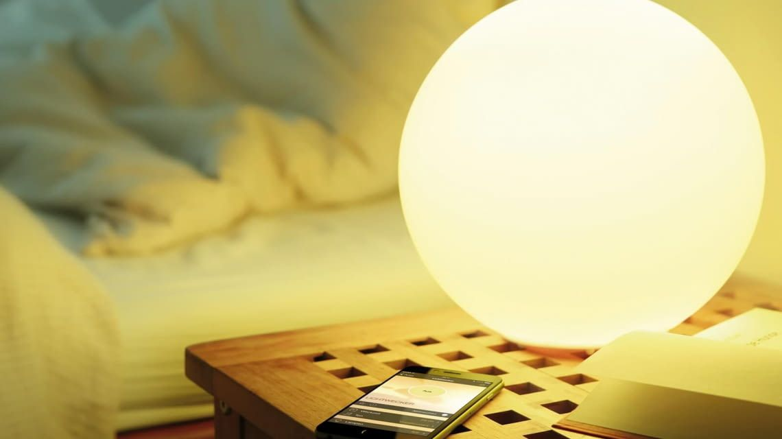 Aufwachen mit dem Elgato Avea Lichtwecker