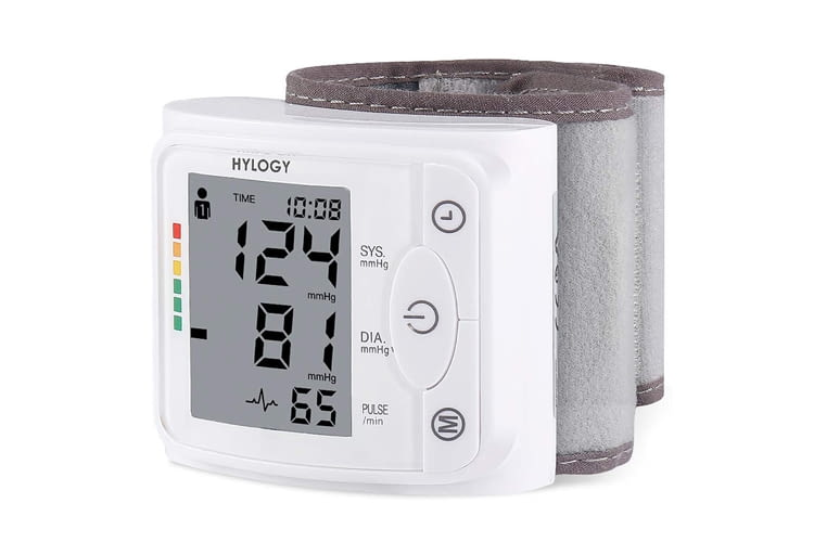 Dieses Blutdruckmessgerät ist laut Hersteller auch für Senioren und Schwangere geeignet