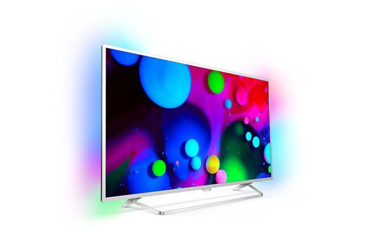 Den Philips 49PUS6412/12 Smart TV gibt es auch mit 43, 55 oder 65 Zoll Bildschirm