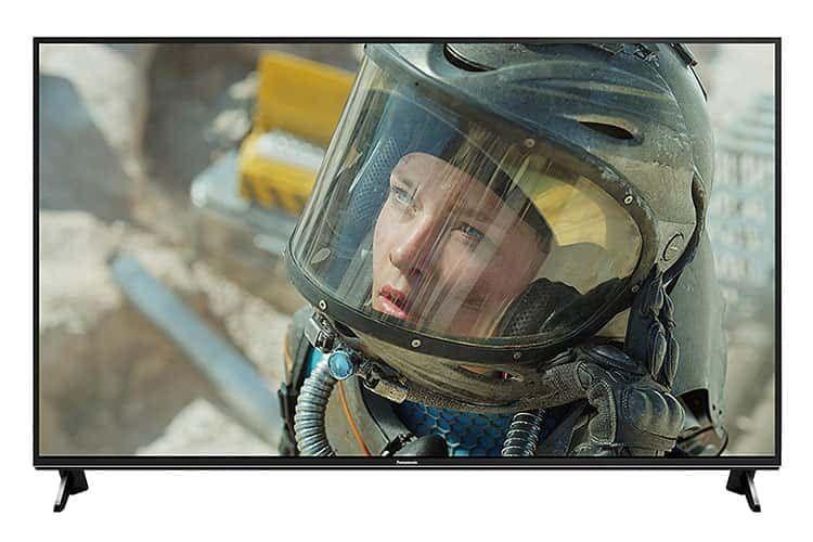 Perfekter Einstieg ins Ultra HD-TV-Erlebnis für Cineasten: Der 65 Zoll Smart-TV Panasonic TX 65FXW654