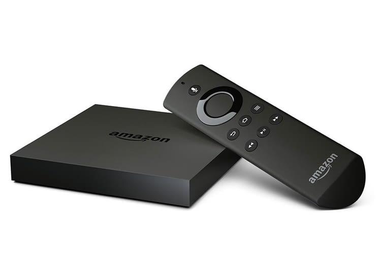 Amazon Fire TV von Amazon bringt Inhalte in 4K auf den Fernseher