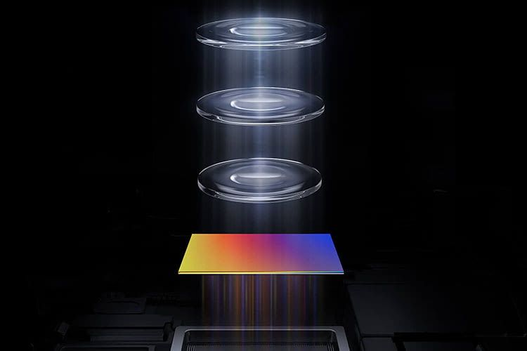 Bis zu 40 Prozent mehr Lichtaufnahme soll die HUAWEI Kamera-Technologie ermöglichen