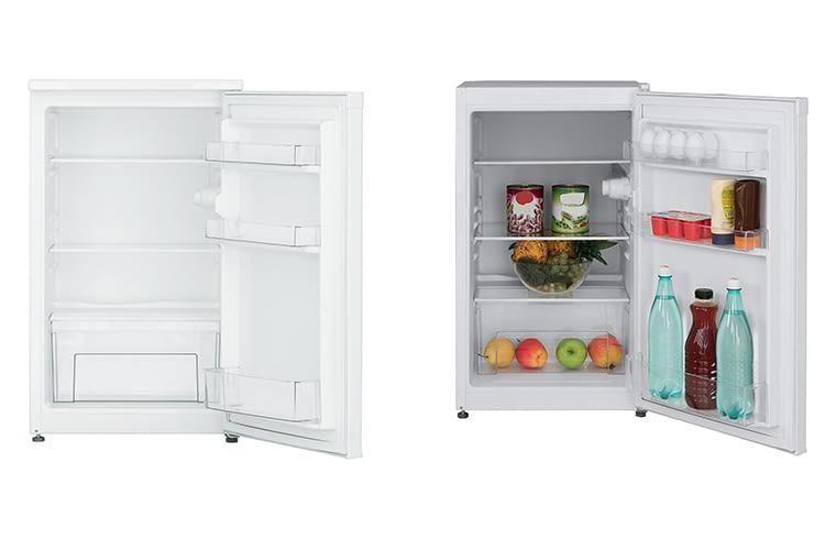 Idealer Kühlschrank für Single-Haushalte: der Telefunken CF-31-120-W