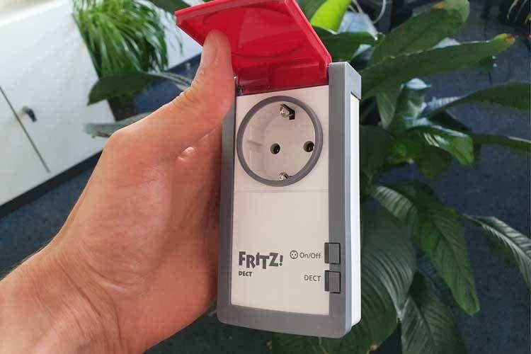 FRITZ!DECT 210 war in unserem Test leicht zu installieren und zu bedienen