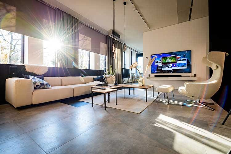 Samsungs Connected Showroom in Schwalbach ist eine Reise wert und lädt Bürger, Politiker und Fachexperten zum Dialog ein