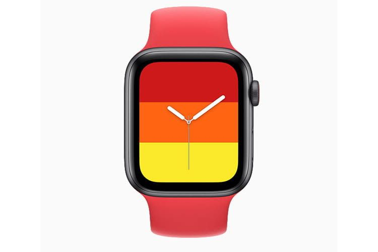 Apples Smartwatch Betriebssystem watchOS 7 bietet neue Zifferblatt-Designs