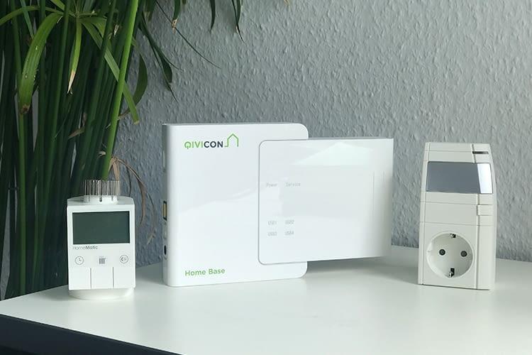 Wir haben das QIVICON Smart Home-System von Vattenfall in der Praxis getestet