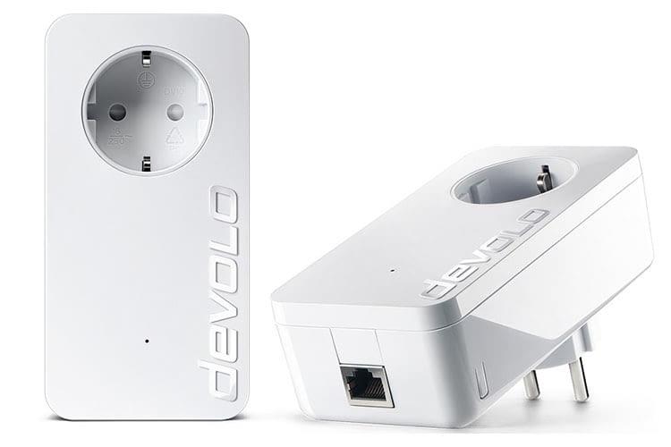 dLAN vom Feinsten: Das devolo dLAN 1200+ Starter Kit bietet exzellente Datenübertragungswerte
